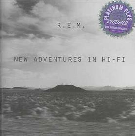 R.E.M. - New Adventures In Hi - Fi (CD)