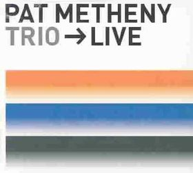 Pat Metheny - Trio Live (CD)