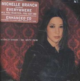 Michelle Branch - The Spirit Room (CD)