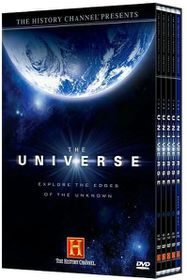 History Channel Presents: The Universe - Season 1 - (Region 1 Import DVD)