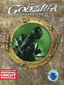 Godzilla Collection - (Region 1 Import DVD)