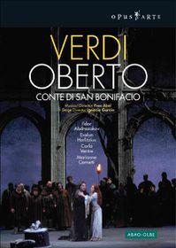 Verdi: Oberto - Oberto (DVD)