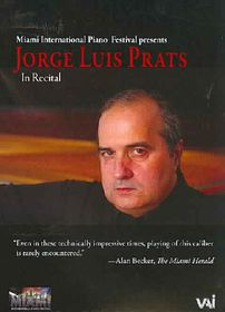 Jorge Luis Prats in Recital - (Region 1 Import DVD)