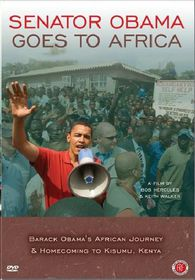 Senator Obama Goes to Africa - (Region 1 Import DVD)