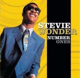 Stevie Wonder - Number 1's (CD)