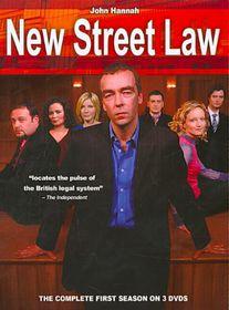 New Street Law:Complete First Season - (Region 1 Import DVD)