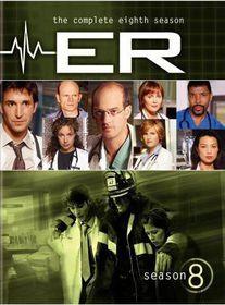ER:Complete Eighth Season - (Region 1 Import DVD)