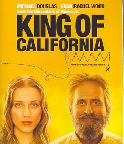 King of California - (Region A Import Blu-ray Disc)
