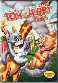 Tom & Jerry Tales Vol 1 (DVD)