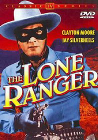 Lone Ranger Vol 1-3 - (Region 1 Import DVD)