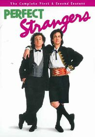 Perfect Strangers: The Complete First & Second Seasons - (Region 1 Import DVD)