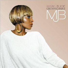 Mary J. Blige - Growing Pains (CD)