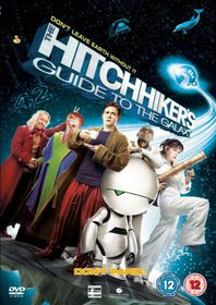Hitchhiker's Guide To The Galaxy - (Import DVD)