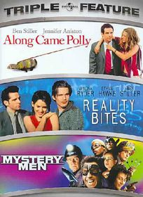 Along Came Polly/Reality Bites/Mystery Men - (Region 1 Import DVD)