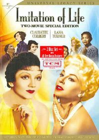 Imitation Of Life Two-Movie Special Edition - (Region 1 Import DVD)