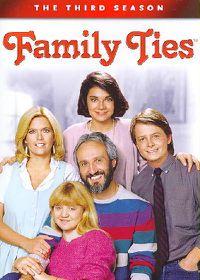 Family Ties:Third Season - (Region 1 Import DVD)