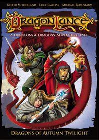 Dragonlance - (Region 1 Import DVD)