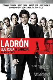 Ladron Que Roba a Ladron - (Region 1 Import DVD)