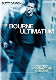Bourne Ultimatum - (Region 1 Import DVD)