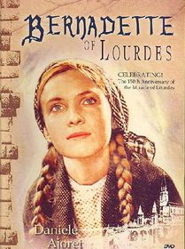 Bernadette of Lourdes - (Region 1 Import DVD)