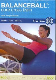 Balance Ball Core Cross Train - (Region 1 Import DVD)