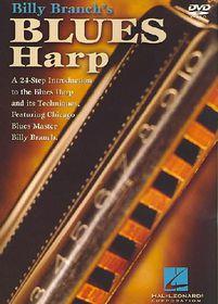 Bill Branch's Blues Harp - (Region 1 Import DVD)