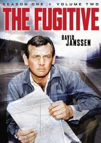 Fugitive:First Season Vol 2 - (Region 1 Import DVD)