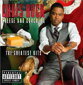 Rock, Chris - Cheese And Crackers - The Greatest Bits (CD)