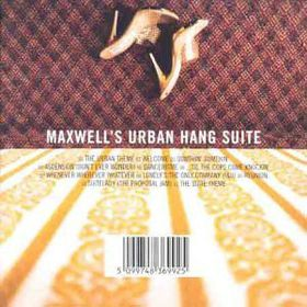 Maxwell - Maxwell's Urban Hang Suite (CD)