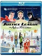Justice League:New Frontier Se - (Region A Import Blu-ray Disc)