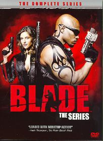 Blade:Series Season 1 - (Region 1 Import DVD)