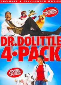 Dr Dolittle 4 Pack - (Region 1 Import DVD)