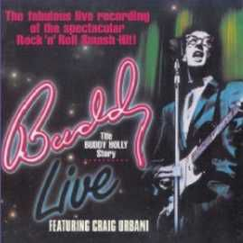 Original Soundtrack - Buddy Holly Story - Live (CD)