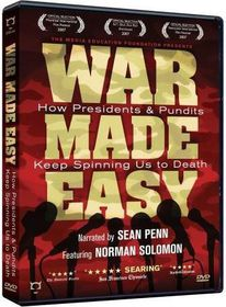War Made Easy: How Presidents And Pundits Keep Spinning Us To Death - (Region 1 Import DVD)