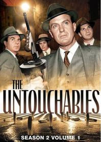 Untouchables:Season Two Vol 1 - (Region 1 Import DVD)
