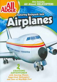 All About Airplanes/All About Helicopters - (Region 1 Import DVD)