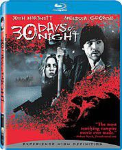30 Days of Night - (Region A Import Blu-ray Disc)