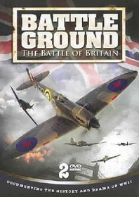 Battle Ground the Battle of Britain - (Region 1 Import DVD)