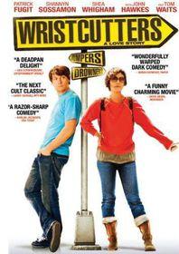 Wrist Cutters:Love Story - (Region 1 Import DVD)