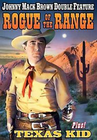 Johnny Mack Brown Double Feature:Rogu - (Region 1 Import DVD)