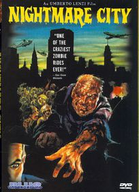 Nightmare City - (Region 1 Import DVD)
