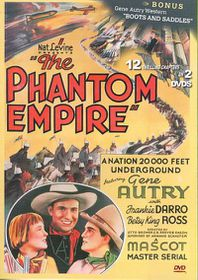 Phantom Empire - (Region 1 Import DVD)