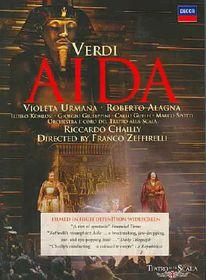 Verdi - Aida (DVD)