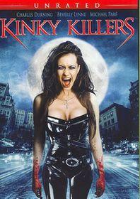 Kinky Killers - (Region 1 Import DVD)