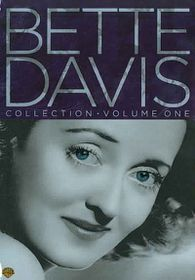 Bette Davis Collection Vol 1 - (Region 1 Import DVD)
