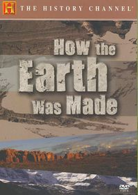 How the Earth Made - (Region 1 Import DVD)