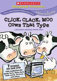 Click Clack Moo:Cows That Type and Mo - (Region 1 Import DVD)