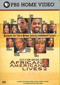 African American Lives 2 - (Region 1 Import DVD)