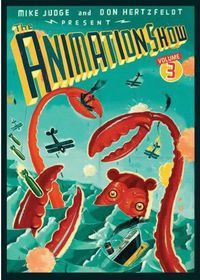 Animation Show Vol 3 - (Region 1 Import DVD)