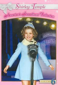 Shirley Temple Collection Vol 6 - (Region 1 Import DVD)